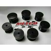 """Metco HCP2.85RC Overdrive Supercharger Pulley Ring & Cover Only 2.85""""                                                                                              (2015 & Newer Dodge Hellcat - Challenger & Charger)"""