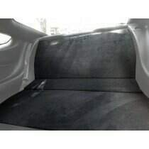 CM Components Rear Seat Delete for 2015-2019 Mustangs