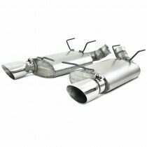 "MBRP 11-14 Mustang 5.0L 3"" Aluminized Axle Back System"