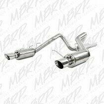 """MBRP 11-14 Mustang 5.0L 3"""" T304 Street Series Cat Back"""