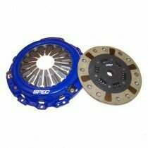 "Spec Mustang 10.5"" Stage 2+ 10 Spline Clutch Kit (86-Mid 01 Mustang LX 5.0L ; GT ; 93-98 Cobra)"