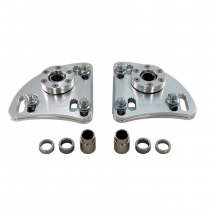 """UPR 96-04 """"The Shark"""" T-7075 Caster Camber Plates (Satin)"""