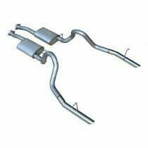"Pypes 99-04 GT/Mach-1 T-409 2.5"" Catback Exhaust w/3"" Tips"