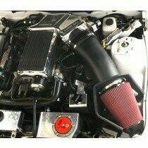 JLT CAISP-GT500KB-07 2007-2009 Shelby GT500 Plastic 148mm SUPER Big Air Intake (For Kenne Bell Superchargers)