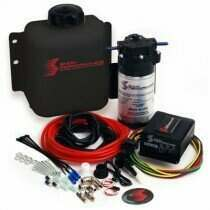 Snow Performance Stage 2 Boost Cooler® (Progressive Water-Methanol Injection Kit For Forced Induction Gasoline Engines)