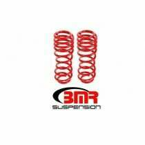"BMR 07-2014 Shelby GT500 1-1/2"" Drop Handling Springs (Rear)"