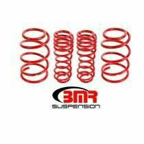 "BMR 07-2014 Shelby GT500 1-1/2"" Drop Drag Springs"