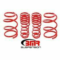 "BMR 07-2014 Shelby GT500 1-1/2"" Drop Handling Springs"