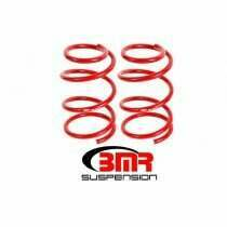"BMR 07-2014 Shelby GT500 1-1/2"" Drop Drag Springs (Front)"