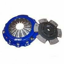 "Spec Mustang 10.5"" Stage 3 10 Spline Clutch Kit (86-Mid 01 Mustang LX 5.0L ; GT ; 93-98 Cobra)"