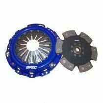 "Spec Mustang 10.5"" Stage 4 10 Spline Clutch Kit (86-Mid 01 Mustang LX 5.0L ; GT ; 93-98 Cobra)"