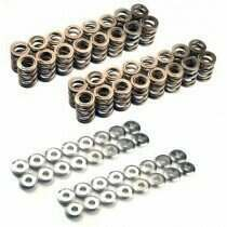 Manley 07-2014 Shelby GT500 High Lift Valve Spring and Titanium Retainer Kit