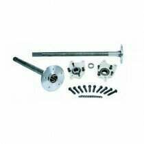 "Strange P3109F9458 8.8 31 Spline Alloy Axle Package with C-Clip Eliminators and 5/8"" Studs (94-04 Mustang)"