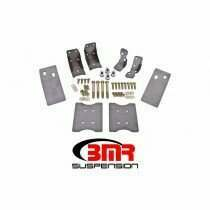 BMR 79-04 Mustang Torque Box Reinforcement Plate Kit (TBR002 And TBR003)