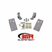 BMR 79-04 Mustang Torque Box Reinforcement Plate Kit (Plate Style, Upper Only)
