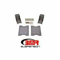 BMR 79-04 Mustang Torque Box Reinforcement Plate Kit (Plate Style, Lower Only)