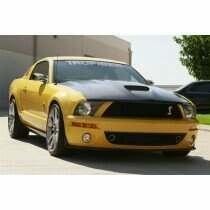 TruCarbon 2005-2009 Mustang Carbon Fiber A61 Hood