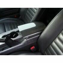 TruCarbon 2005-2009 Mustang Carbon Fiber LG38 Arm Rest Cover