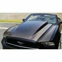 TruCarbon 2010-2014 Mustang Carbon Fiber A49-3KR Hood