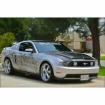 TruCarbon 2010-2012 Mustang Carbon Fiber A53 Hood
