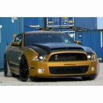 TruCarbon 2010-2014 Mustang Carbon Fiber A53KR Hood