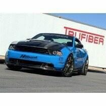 TruCarbon 2010-2012 Mustang Carbon Fiber A61 Hood