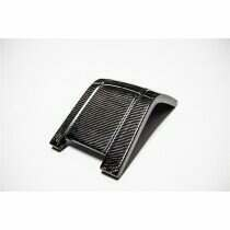 TruCarbon 2010-2014 Mustang Carbon Fiber LG121 Arm Rest Cover & Extension