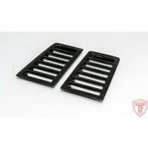 TruCarbon 2010-2014 LG183 Carbon Fiber Vents (fits product codes TC10025-A53 & TC10025-A53KR)