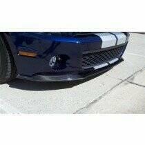 TruCarbon 2010-2014 Mustang GT500 Carbon Fiber LG44KR Chin Spoiler