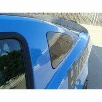 TruCarbon 2010-2014 Mustang Carbon Fiber LG53 Window Covers