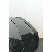 TruCarbon TC10025-LG93 2010-2019 Mustang GT500 Carbon Fiber LG93 Gurney Flap