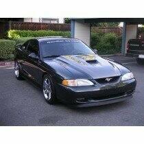 TruFiber 1999-2004 Mustang Fiberglass A36 Hood