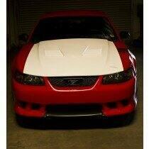 TruFiber 1999-2004 Mustang Fiberglass A70 Hood (V6/GT)
