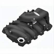Trick Flow 96-04 Mustang GT Track Heat 75mm Intake Manifold (Black)