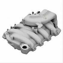 Trick Flow 96-04 Mustang GT Track Heat 75mm Intake Manifold (Silver)