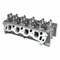 Trick Flow 4.6/5.4L Twisted Wedge® Race Cylinder Head with 44cc Combustion Chambers and 150 lb. Dual Valve Springs, 195cc Intake Runners (Each)