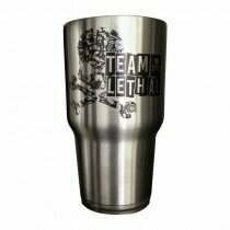 Lethal Performance Limited Edition 30oz Etched Tumbler