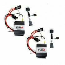 Lethal Performance FUEL+ Plug and Play 40amp Dual Fuel Pump Voltage Boosters (2013-2014 Shelby GT500)