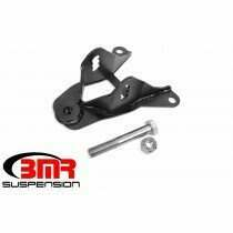 BMR Suspension UCM002H 2011-2014 Mustang Upper Control Arm Mount (Black Hammertone)