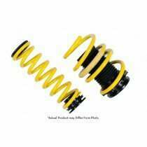ST Suspensions Adjustable Lowering Springs (2011+ Challenger, Charger w/o electronic damping) - 27327019