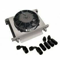 Power By The Hour Transmission Cooler Kit (6R80 Transmissions)