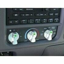 97-04 UPR Billet A/C Illuminated Control Knob Kit for F-150