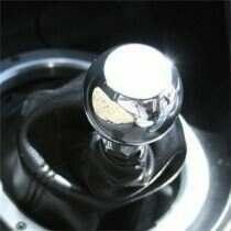 UPR 79-04 Mustang Billet Shift Knob Small Flat Top (Polished)