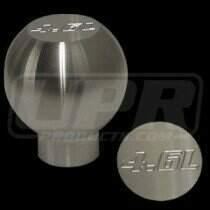 UPR 79-04 Mustang Billet Shift Knob Small Flat Top (4.6L Logo)