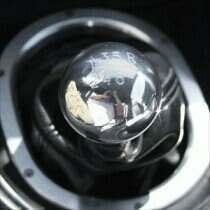 UPR 79-04 Mustang Billet Shift Knob Large Round Top 6 Spd (Pol)