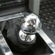 UPR 79-04 Mustang Billet 5 Speed Shift Knob (Polished)