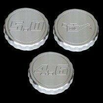 UPR Scalloped Oil Cap Cover w/Oil Fill Logo
