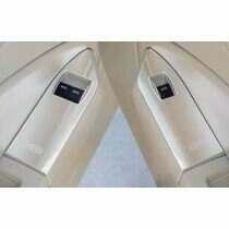 UPR Mustang GT / V6 / 07-09 GT500 Billet Window Switch Plates