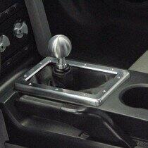 UPR 05-09 Mustang Billet Shifter Bezel Kit
