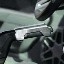 Designer E Brake Handle - Polished